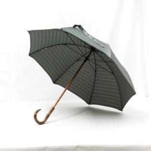 Parapluie droit tissé prince de galles