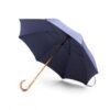 Parapluie droit classique bleu marine