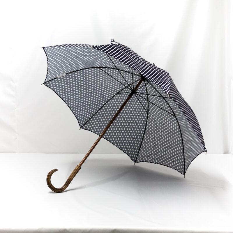 Parapluie imprimé pois