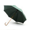 Grand parapluie vert
