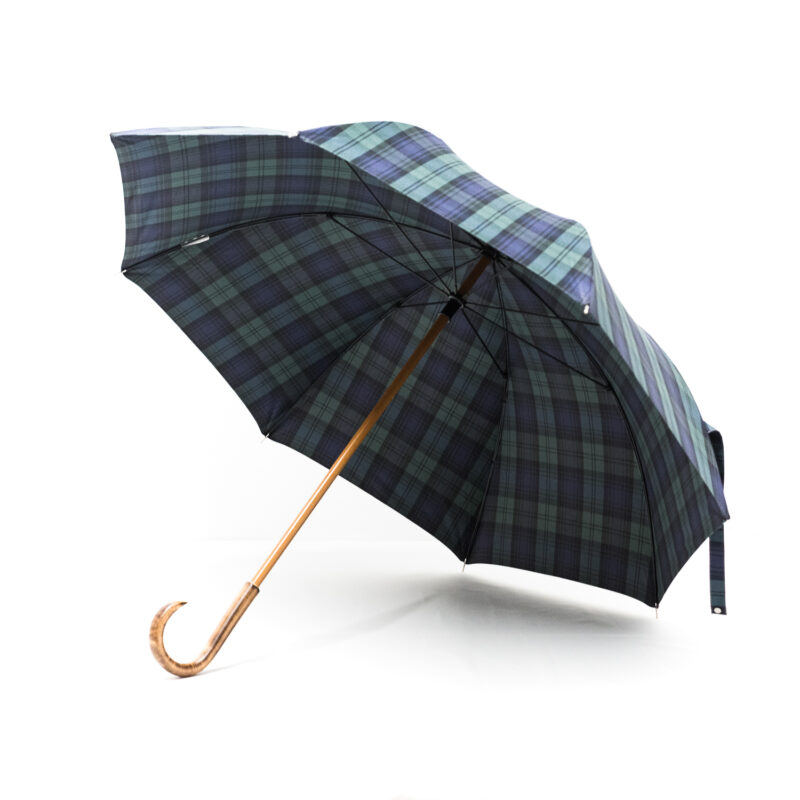 Grand parapluie écossais