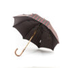Parapluie anglais rayures colorées