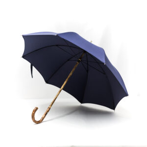 Parapluie anglais bleu marine