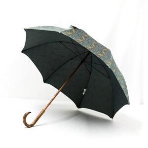Parapluie droit tissé cachemire