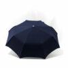 Parapluie pliant classique bleu marine