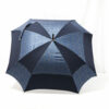 Parapluie carré Baroque bleu