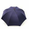Grand parapluie homme bleu marine