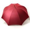 Grand parapluie bordeaux